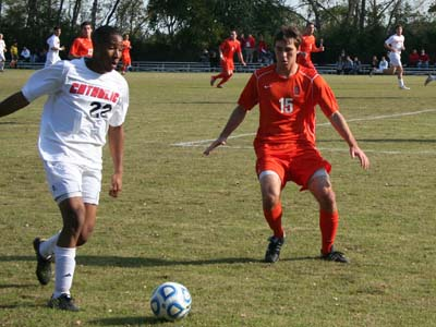CUA falls to Mariners 1-0 in conference championship