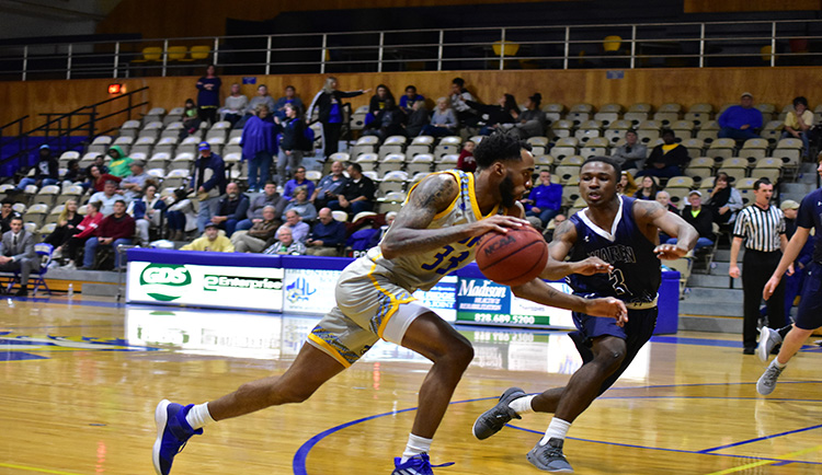 Mars Hill takes down Carson-Newman in 2018 finale