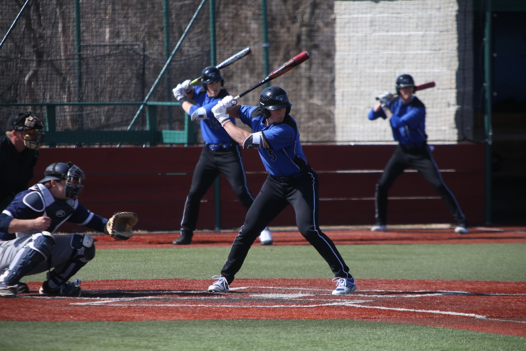 Reivers Back on Track, Sweep DMACC in Midweek DH
