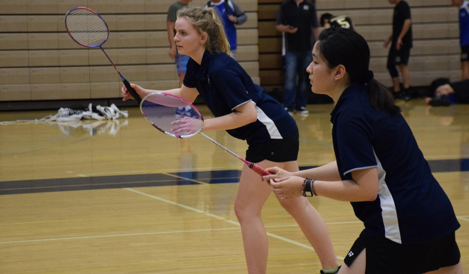 Women's badminton team beats Grossmont, moves closer to title