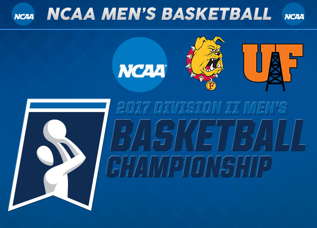 Ferris State, Findlay Matched Up in 2017 NCAA Men's Basketball Region Semifinals