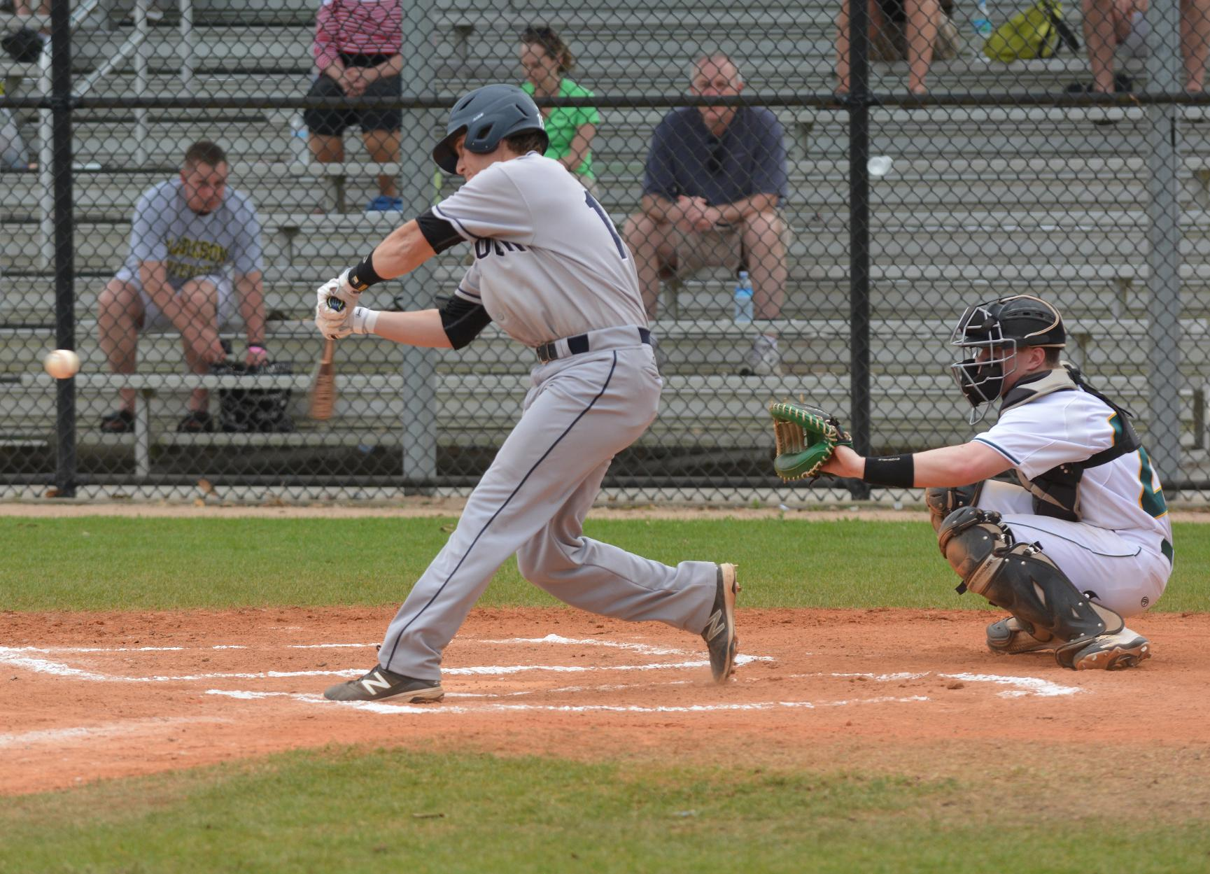 Baseball Picks Up a Pair at Anna Maria