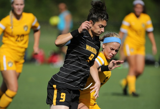 Markou's hat trick leads MCC past Genesee