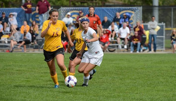 Blugolds and Eagles Play to Draw in WIAC Opener