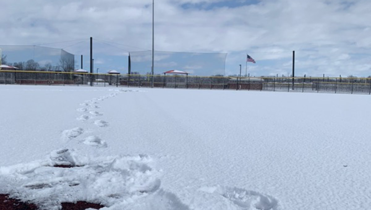 Snow Cancels Horizon League Doubleheader at IUPUI