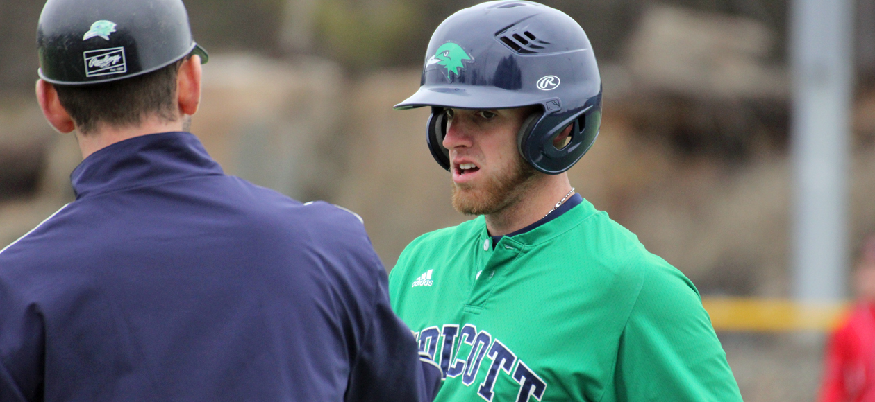 Endicott Takes Two from Eastern Nazarene in CCC Opener
