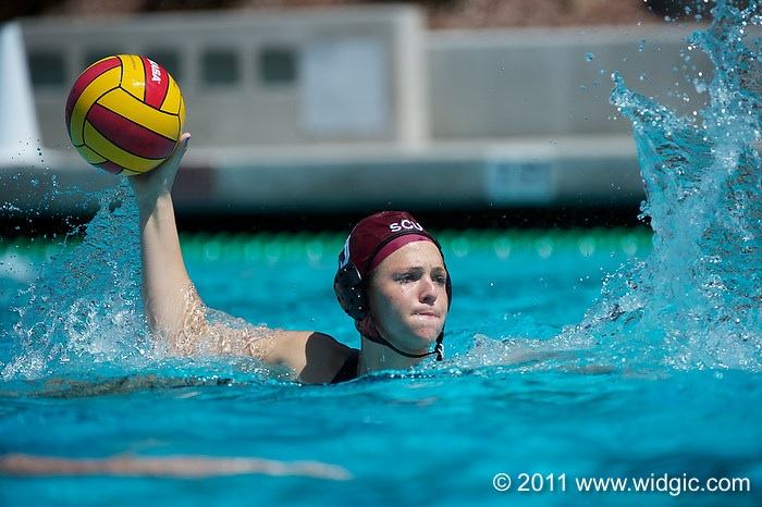 SCU Water Polo Continues 2012 Roadrunner Invitational Play in Bakersfield