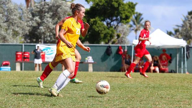 Seasider women's soccer prepares for 2014 campaign