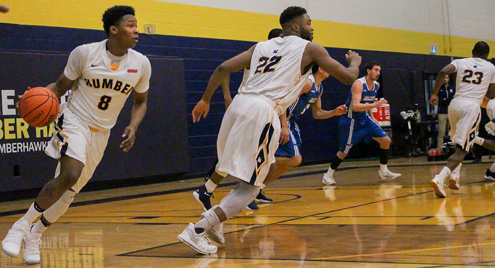 MEN'S BASKETBALL TRAVEL TO QUEBEC FOR PAIR OF FRIENDLIES