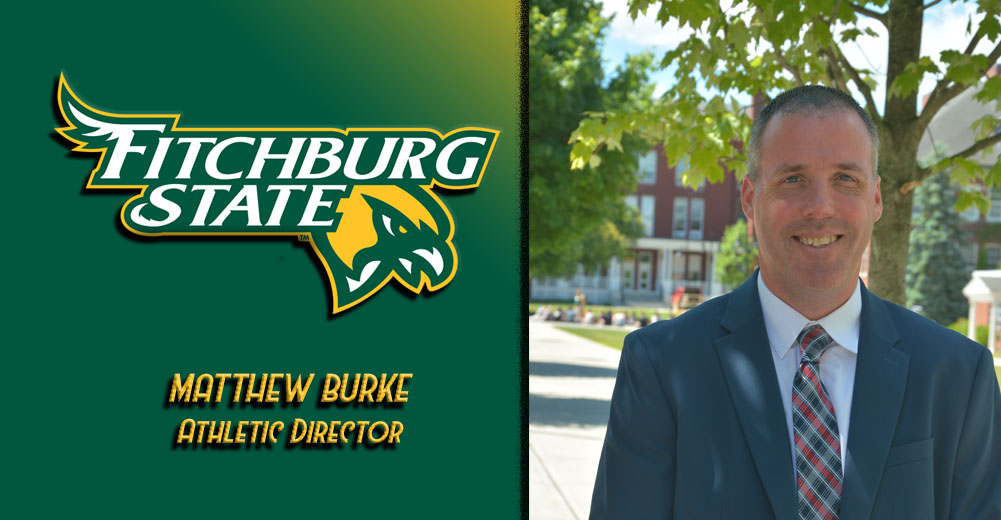 Burke Named Athletic Director at Fitchburg State University