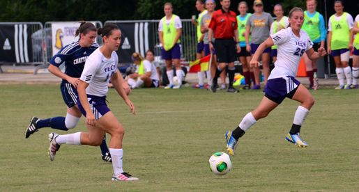 Golden Eagle soccer shut out 1-0 in crucial OVC clash at SEMO