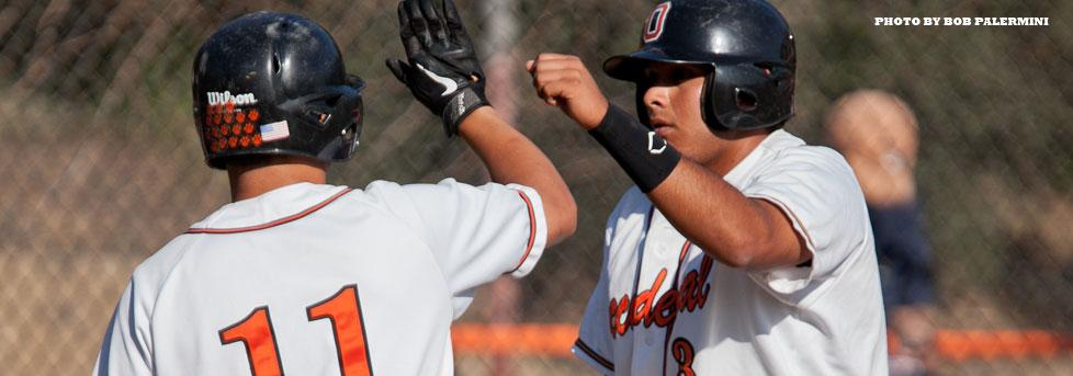 OXY SWEEPS REDLANDS; TWO VICTORIES AWAY FROM WINNING SEASON