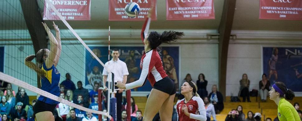 Nyack Volleyball Still Undefeated At Home; Gains 10th Straight Home Victory Against Bloomfield
