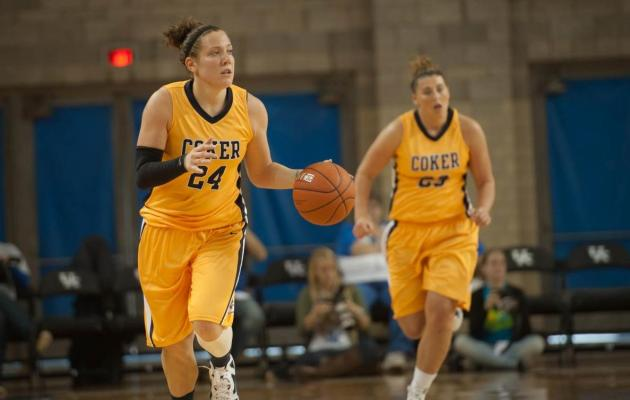 Coker's Lau Named Conference Carolinas Women's Basketball Player of the Week