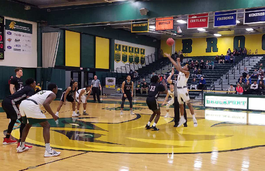 Brockport and Oneonta move on to men's basketball semifinals