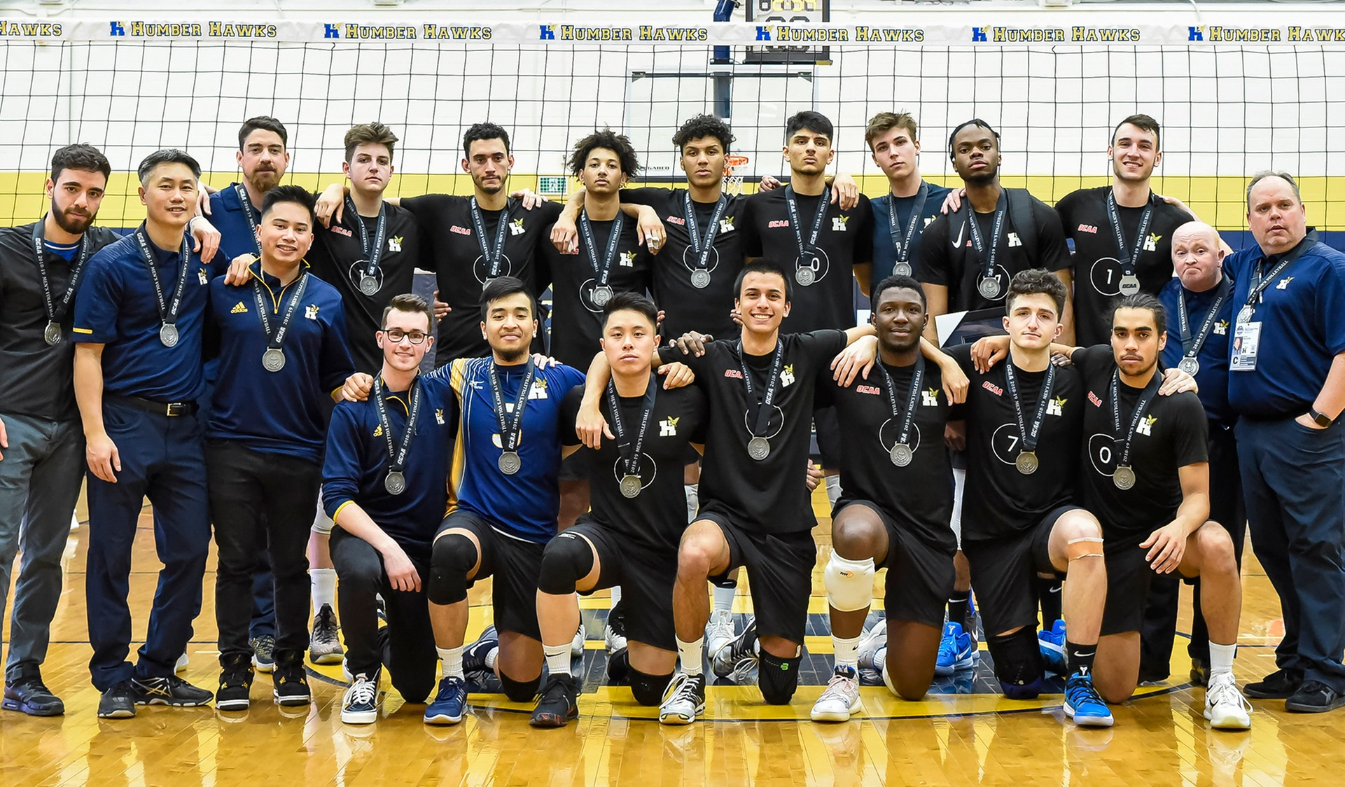 No. 5 HAWKS DROP FIVE-SET THRILLER IN OCAA GOLD MEDAL GAME TO No. 1 FANSHAWE