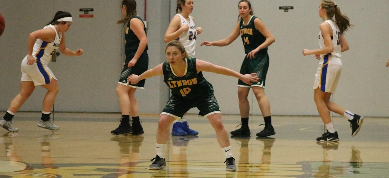 Hornet women even their conference record with road win at UMaine-Farmington