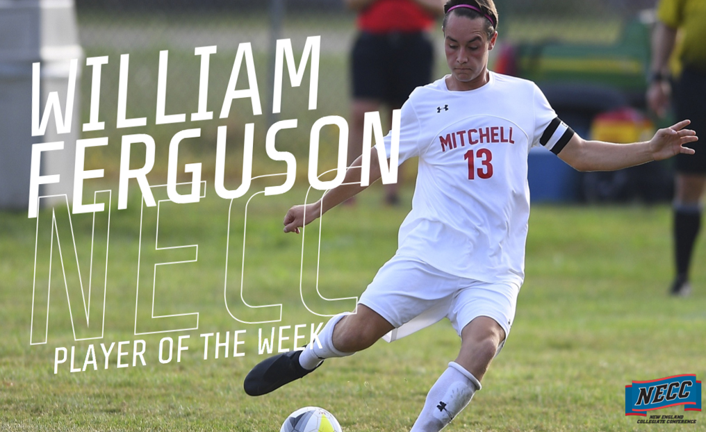 Ferguson Named NECC Player of the Week