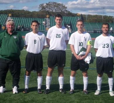 Rams Fall in Double Overtime on Senior Day