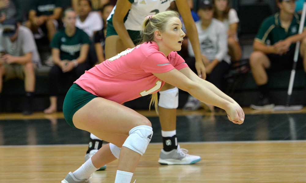 VOLLEYBALL PLAYS FINAL REGULAR SEASON GAMES ON THE ROAD AT IDAHO STATE AND WEBER STATE