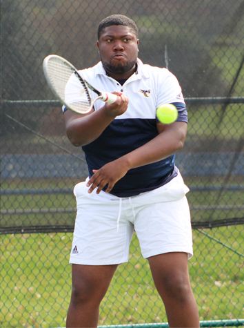 E&H Women's Tennis Dominates Guilford College, 8-1, As Men Fall to Quakers, 9-0, Saturday Afternoon
