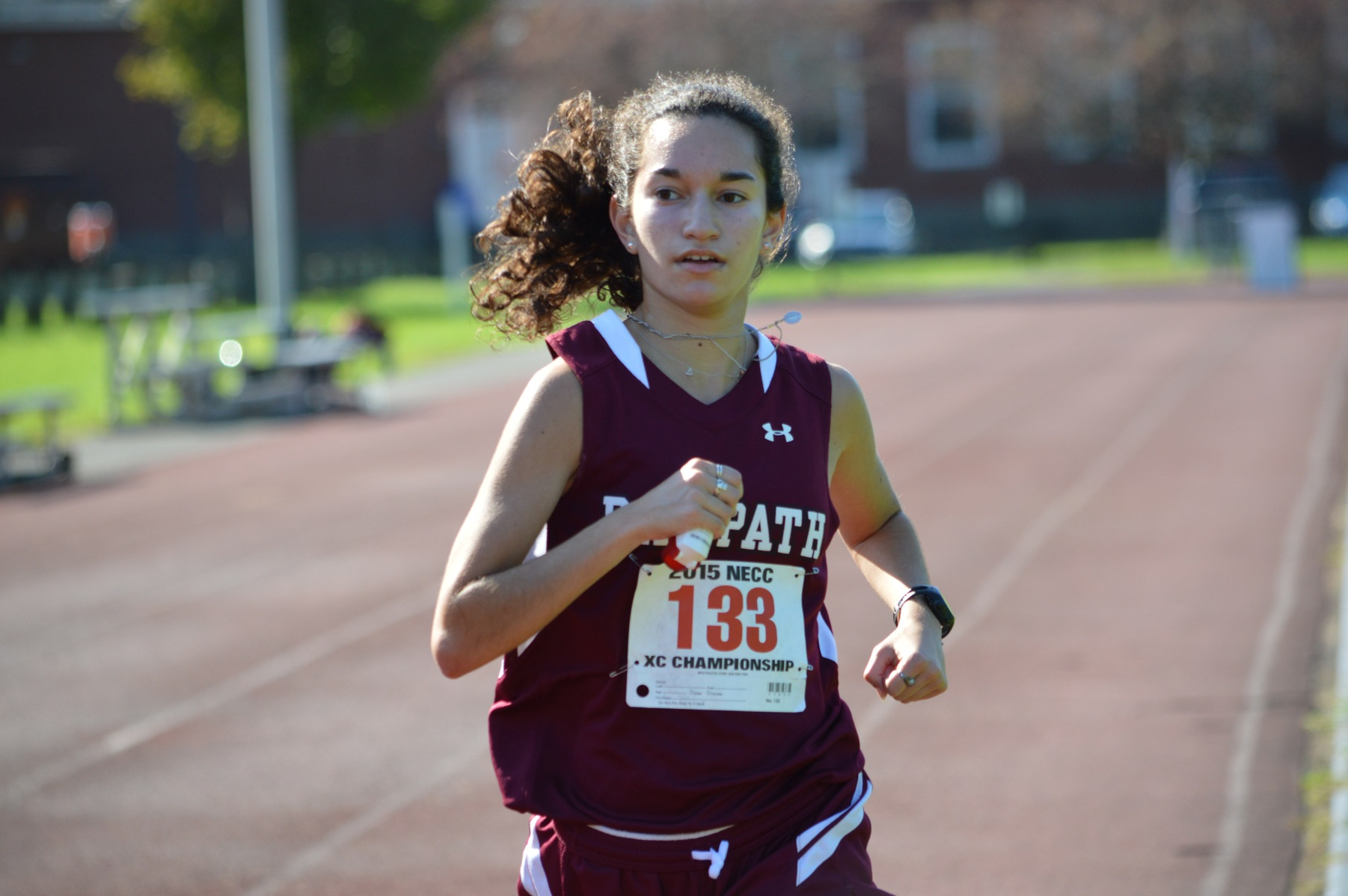 Bay Path Cross-country competes in  Elms Invitational 6K