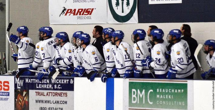 Men's Hockey makes appearance in both national polls