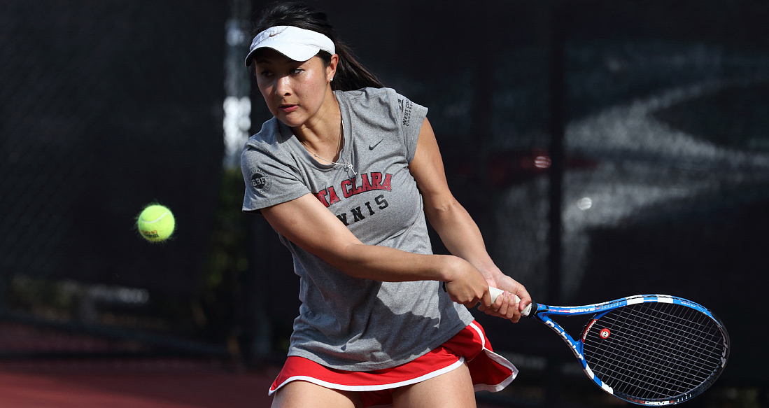 Le Takes On Olivia Janowicz in First Round of NCAA Championships Wed., May 21