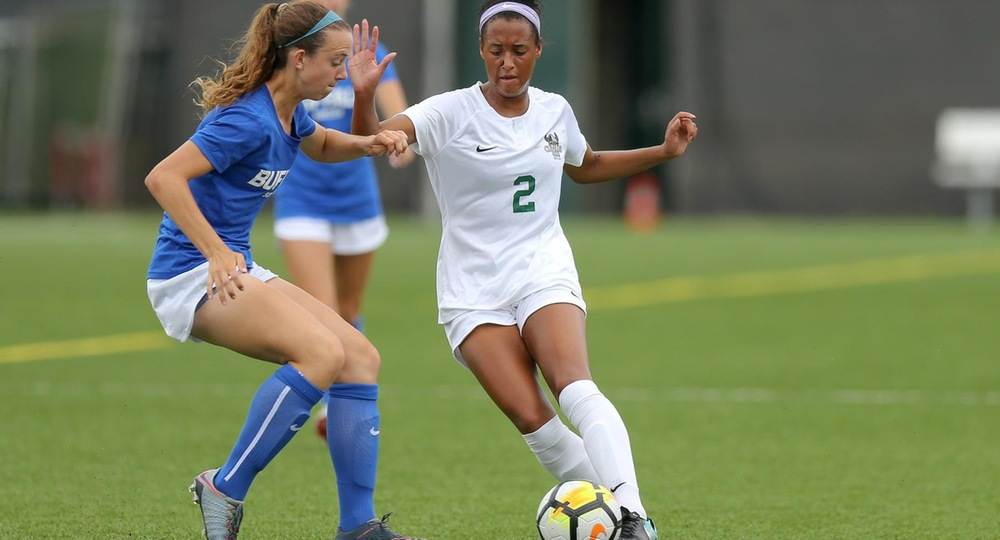 Women's Soccer Comes Up Short In 1-0 Decision At Canisius