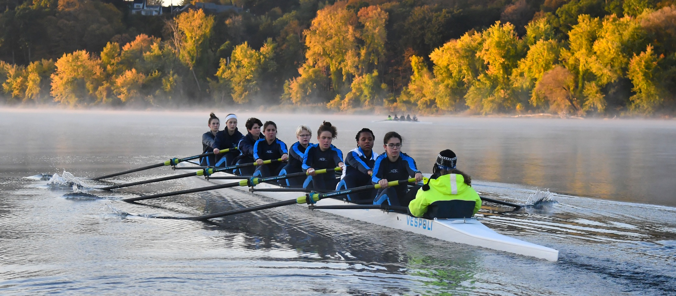 Varsity Eight Boat