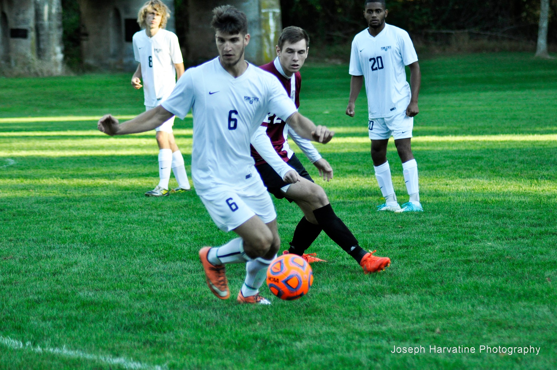 Men's Soccer Loses Heartbreaker to Central Penn