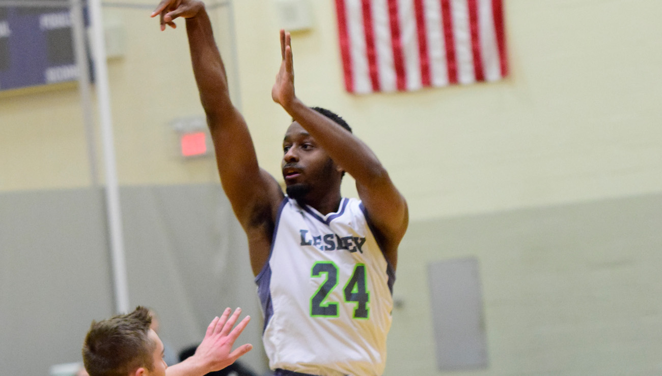 Men's Basketball Win Streak Snapped at Daniel Webster