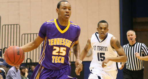 Several standouts as Golden Eagles burn UT Martin for sixth OVC road win