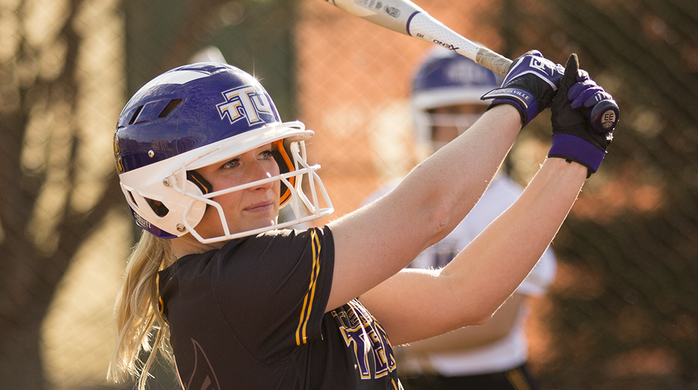 Griffin grand slam helps Tech earn split in final day of Tiger Classic