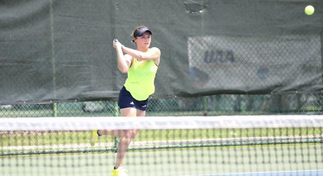 UAA Announces 2017 Women's Tennis Championship All-Tournament Team; Bridget Harding of Emory Named Most Valuable Player