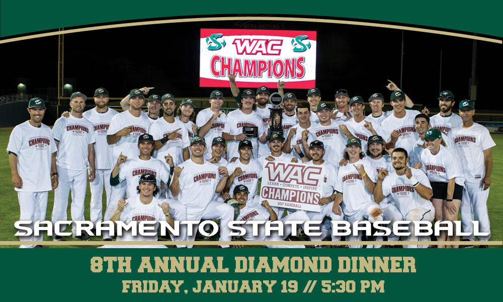 HORNETS BASEBALL HOSTS 8TH ANNUAL DIAMOND DINNER JANUARY 19