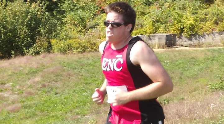 Men's Cross Country Claims Sixth at CCC Championships