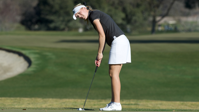 WOMEN'S GOLF FINISHES EIGHTH AT COWGIRL CLASSIC