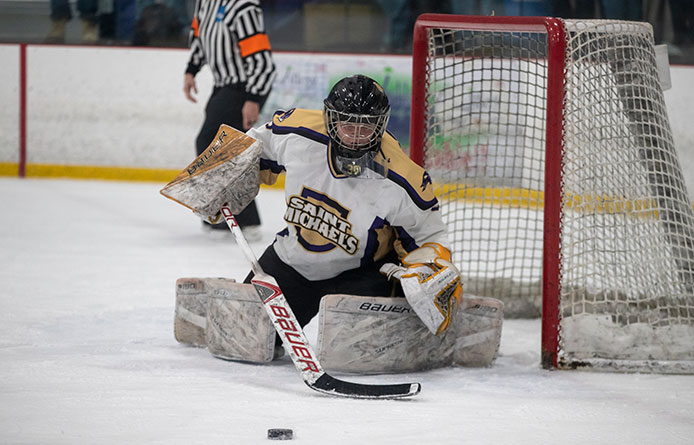 Women's Ice Hockey Finishes Weekend Series with 4-1 Win Over LIU