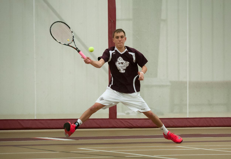 Men's Tennis Cruises Past Rhode Island College, 9-0 ...