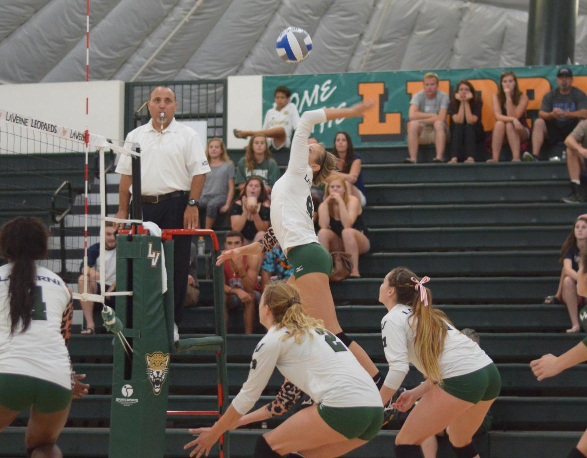 Volleyball sweeps Day 2 of Pacific Coast Classic