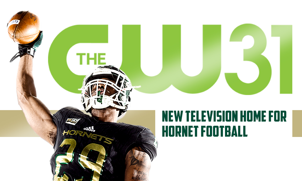 CW31 TO AIR ALL FOOTBALL HOME GAMES IN 2018
