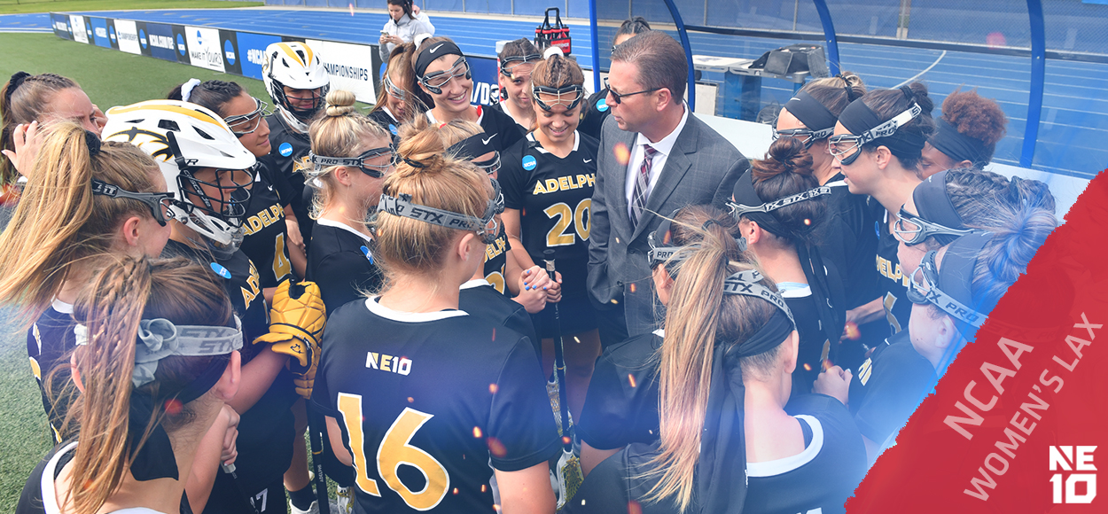 Embrace the Championship: Adelphi Cruises to NCAA Women's Lacrosse Title Game with Semifinal Win
