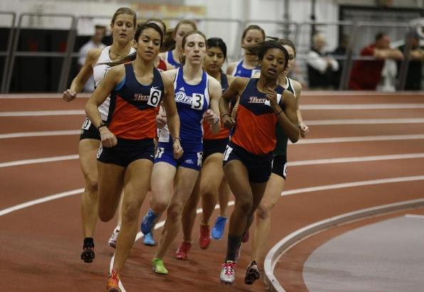 Titans Close out Indoor Regular Season on High Note