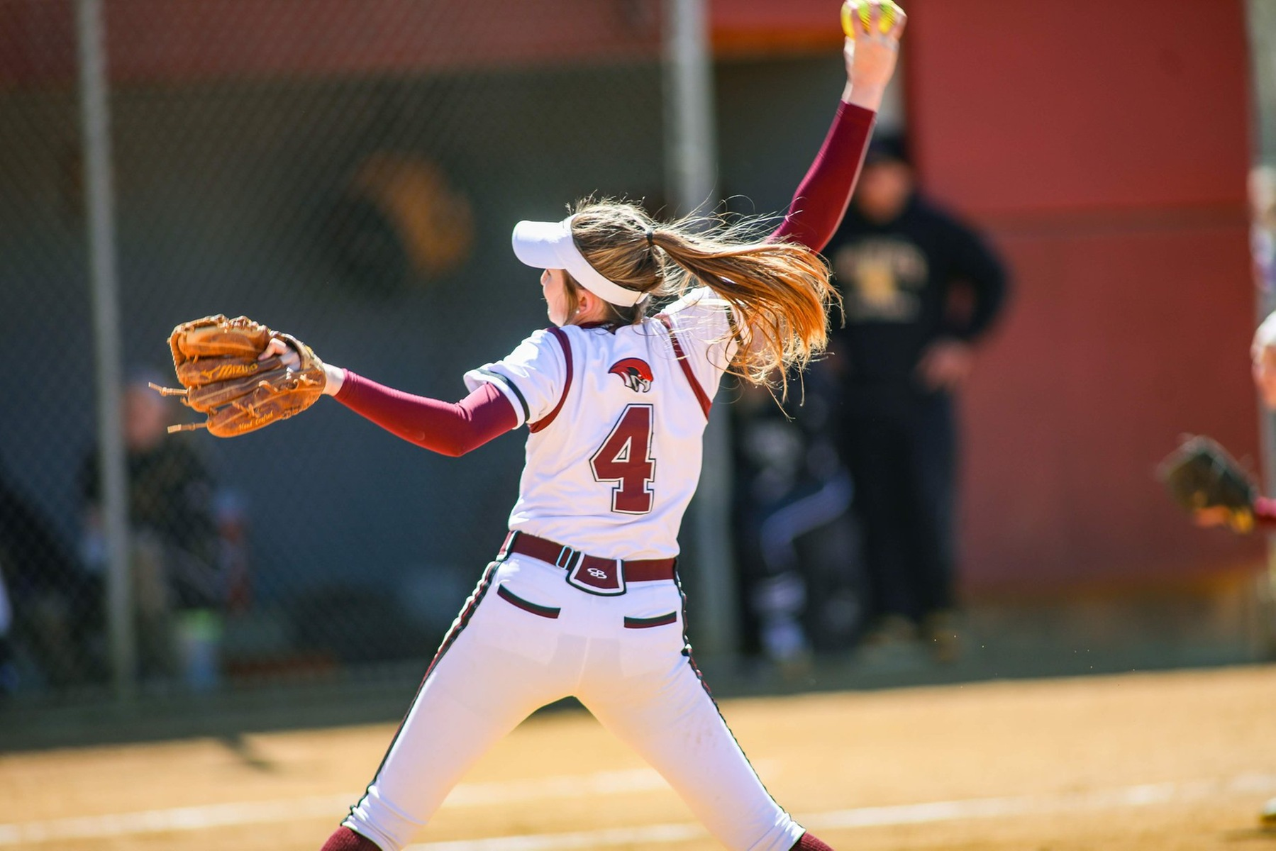 SU Takes Two From Roanoke Softball