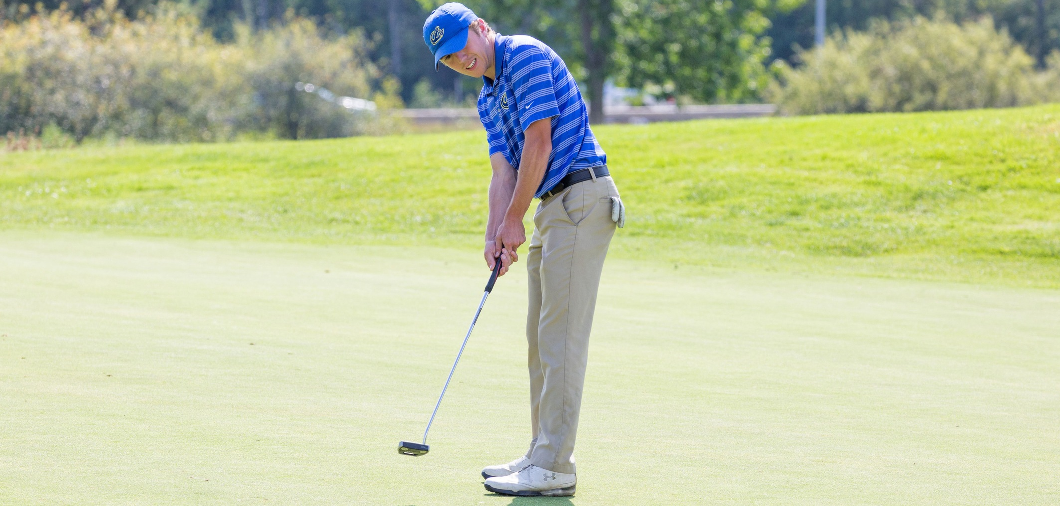 Moir Leads Mariners at UNE Invite