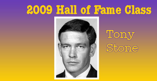 Sports Hall of Fame to add Tony Stone Oct. 31