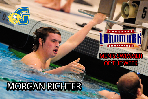 Richter Earns Weekly Honor from Landmark Conference