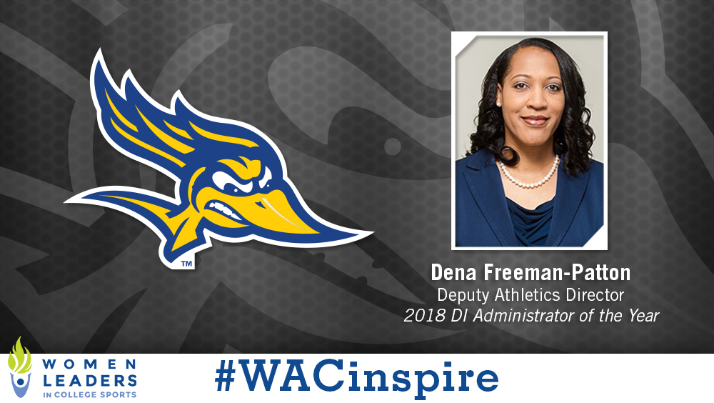CSU Bakersfield's Freeman-Patton Named Administrator of the Year