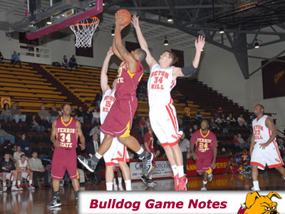 The Bulldogs host Lake Superior State & Saginaw Valley State this week (Photo Courtesy Dan Teliski - Gannon Sports Information)